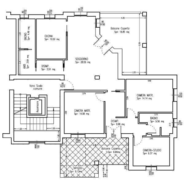 Esempio preventivo architetto for Consulenza architetto